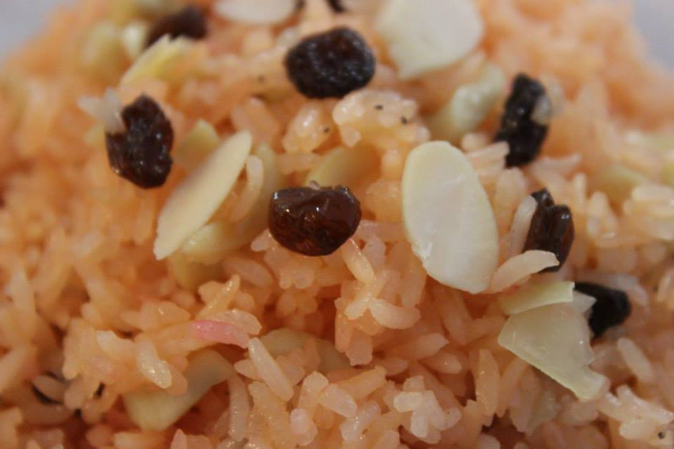 Meethe Chawal ( Sweet rice)