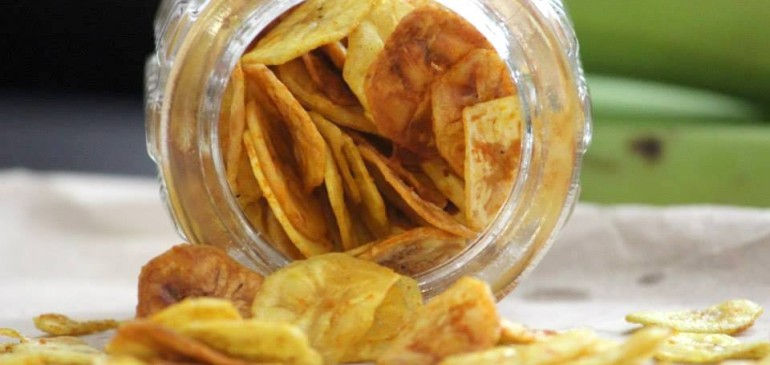 Plantain chips/Banana chips