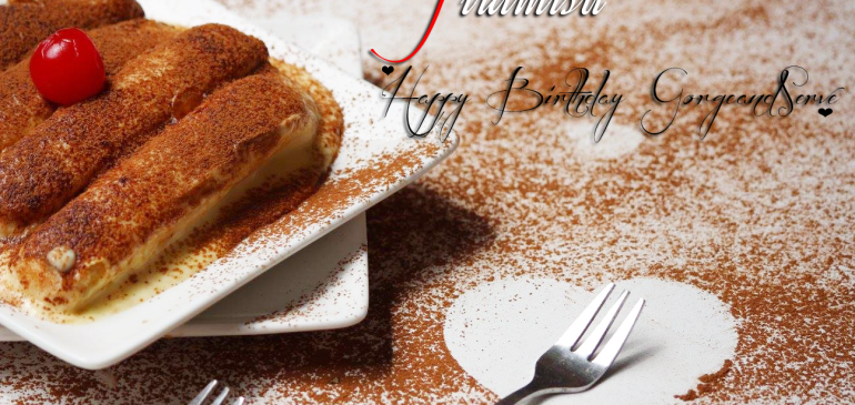 Tiramisu-A luxurious Traditional Italian dessert