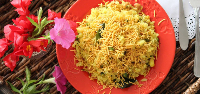 Poha my way